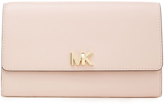 MICHAEL Michael Kors Logo-embellished Leather Wallet