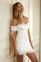 For Love & Lemons Annabelle Eyelet Dress