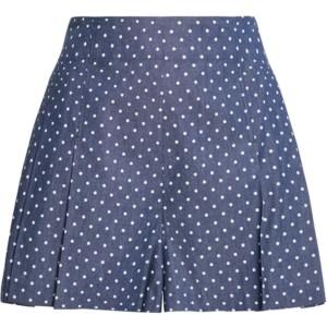 BCBGMAXAZRIA Printed High-Waist Shorts