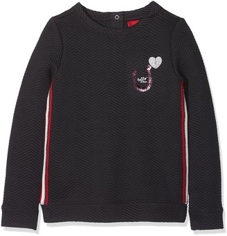 S'Oliver Girl's 53.808.41.7853 Sweatshirt