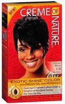 Crème of Nature Nourishing Permanent Hair Color Kit Intense Black