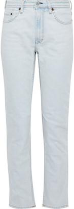 Acne Studios South Mid-rise Straight-leg Jeans