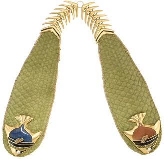 Gola Camila Klein Peixe necklace