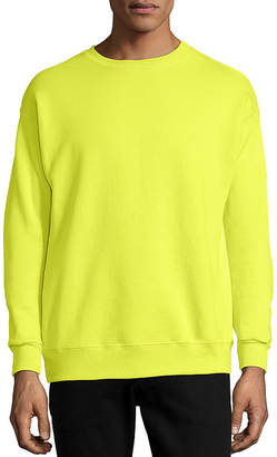 Hanes Ecosmart Mens Crew Neck Long Sleeve Sweatshirt