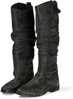 Distressed Charlyle Boots