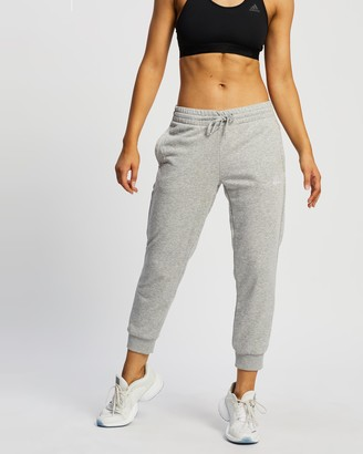 adidas Women's Grey Sweatpants - 7-8 French Terry Pants - Size XS at The Iconic
