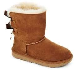 UGG Toddler's& Girl's Bailey Bow II Boot - Chestnut - Size 7 (Baby)
