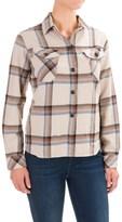 Woolrich Oxbow Bend Flannel Shirt Jacket (For Women)