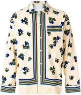 Sacai Flower print shirt