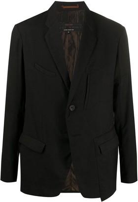 Ziggy Chen Classic Tailored Blazer