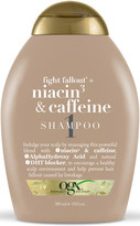 OGX Fight Fallout Niacin & Caffeine Shampoo