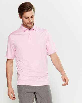 Callaway Prism Pink Space-Dye Polo