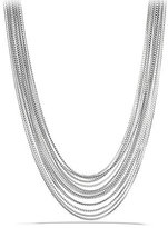 David Yurman Sixteen-Row Chain Necklace