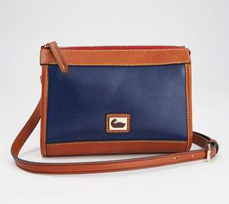 Dooney & Bourke Camden Saffiano Zip Crossbody