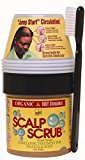 Organic Root Stimulator Scalp Scrub Stimulating Formula for Hair and Scalp, 6 Ounce
