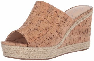 Jessica Simpson Women's Monrah Wedge Sandals