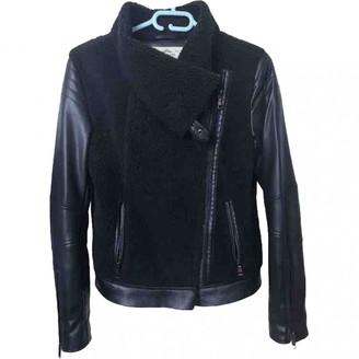 Urban Code Urbancode Black Jacket for Women