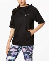 Nike Flex Water-Repellent Short-Sleeve Running Jacket