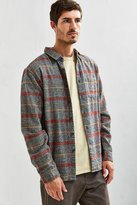 Urban Outfitters Grindle Plaid Flannel Button-Down Shirt