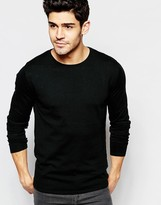 Selected Crew Neck Knitted Sweater