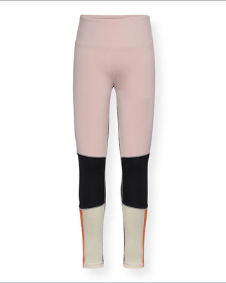 Molo Girl's Olympia Logo HeiQ Leggings, Size 3T-16