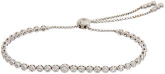 Diana M Fine Jewelry 14K 1.14 Ct. Tw. Diamond Adjustable Bracelet