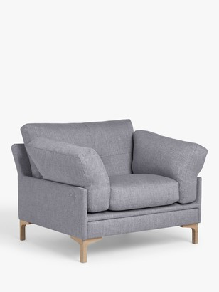 John Lewis & Partners Java II Motion Armchair with Footrest Mechanism