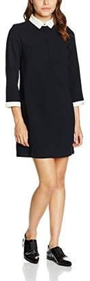 Suncoo Women's H16C03161 Long Sleeve Party Dress - Blue