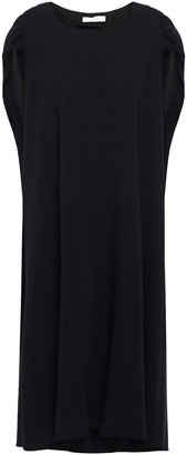 The Row Gathered Stretch-crepe Dress
