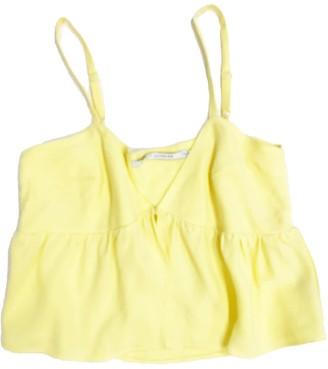 Merritt Charles The Sweet Top - Sunshine Yellow