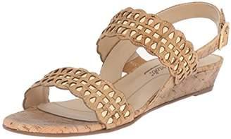 Rose Petals Women's Jolie Flat Sandal