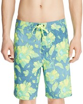 Hurley Floral Print Swim Shorts