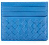 Bottega Veneta Intrecciato Leather Card Case