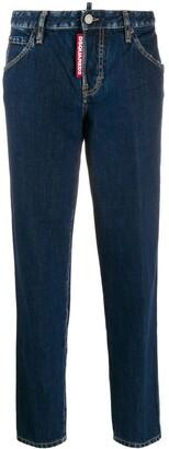 DSQUARED2 Five Pocket Design Jeans