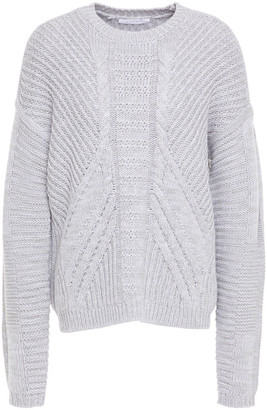 Duffy Cable-knit Merino Wool Sweater