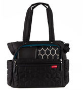 Skip Hop NEW SkipHop Forma Pack & Go Diaper Tote Bag Black