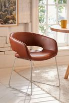 Urban Outfitters Stockton Vegan Leather Dining Chair Set