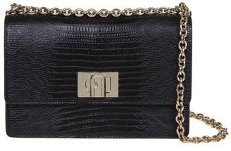 Furla 1927 Mini Leather Crossbody Bag