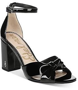 Sam Edelman Women's Odina Block Heel Sandals