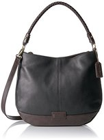 Tignanello Braided Beauty Hobo
