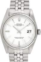 Rolex Women's Vintage Unisex Stainless Steel Datejust Watch, 36mm