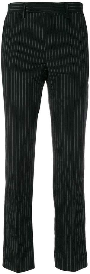 Yang Li tailored fitted trousers