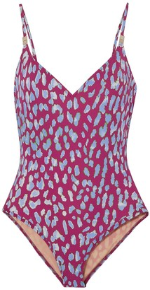 Marios Schwab One-piece swimsuits