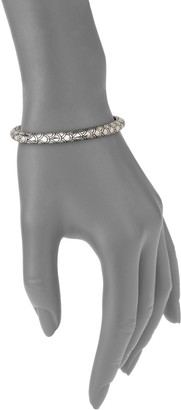 John Hardy Naga Sterling Silver Slim Kick Cuff Bracelet