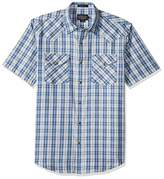 Pendleton Men's Short Sleeve Button Front Frontier Shirt
