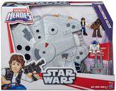Playskool Star Wars Galactic Heroes Millennium Falcon & Figures Set by