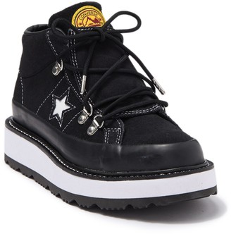 Converse One Star Fleece Lined Hiker Boot