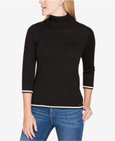 Tommy Hilfiger Turtleneck Sweater, Created for Macy's