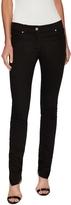 Balenciaga Women's Mid Rise Cotton Jeans