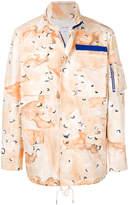 Soulland Desert Storm camouflage coat